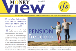 Money View – Spring 2015